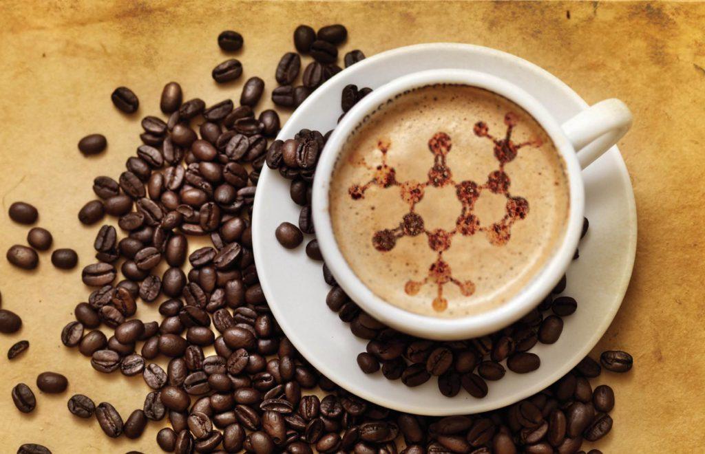 قهوه و شیمی