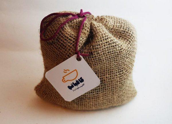 بسته بندی کیسه ای قهوه کافیاتو