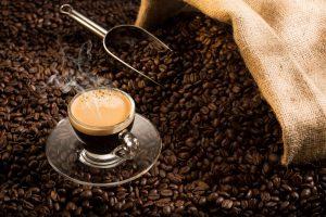 قهوه روبوستا ویتنام ، قهوه سنگین کافئین بالا رست دارک