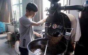 خرید قهوه عربیکا چین رست مدیوم